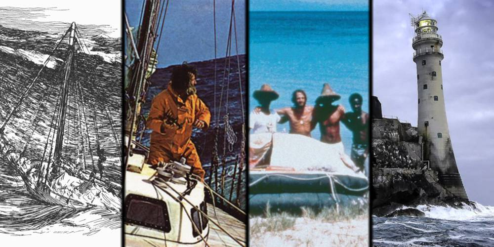 The Most Amazing Stories in Sailing - Yacht & Yarn